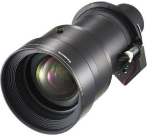 Panasonic Short Throw Powered Zoom Lens for rent