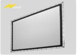 20′ x 60′ AV Stumpfl Grommet Screen for rent