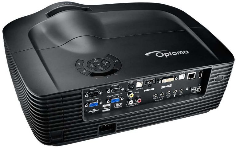 Optoma EH501 for rent