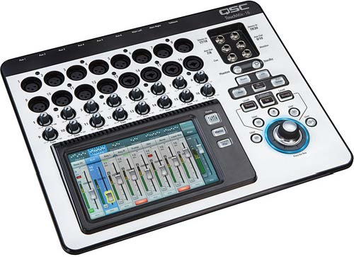 QSC TouchMix-16 for rent