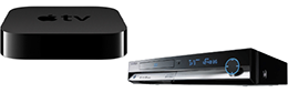 Blu-ray/DVD Players & Media Players Rentals