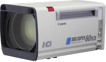 Canon XJ60x9BIE for rent