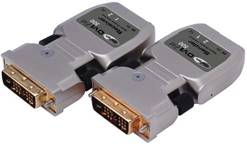 Gefen Fiber to DVI Extender for rent