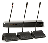 Push-to-Talk & Conference Microphones Rentals