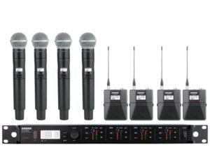 Shure ULXD4Q Digital Wireless Mic System