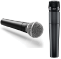 Wired Microphones Rentals