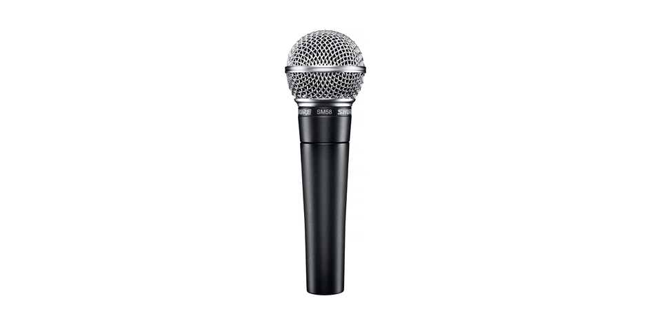 Shure SM58 for rent