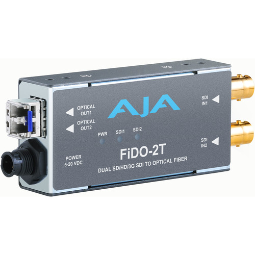 AJA FIDO-2T/2R for rent