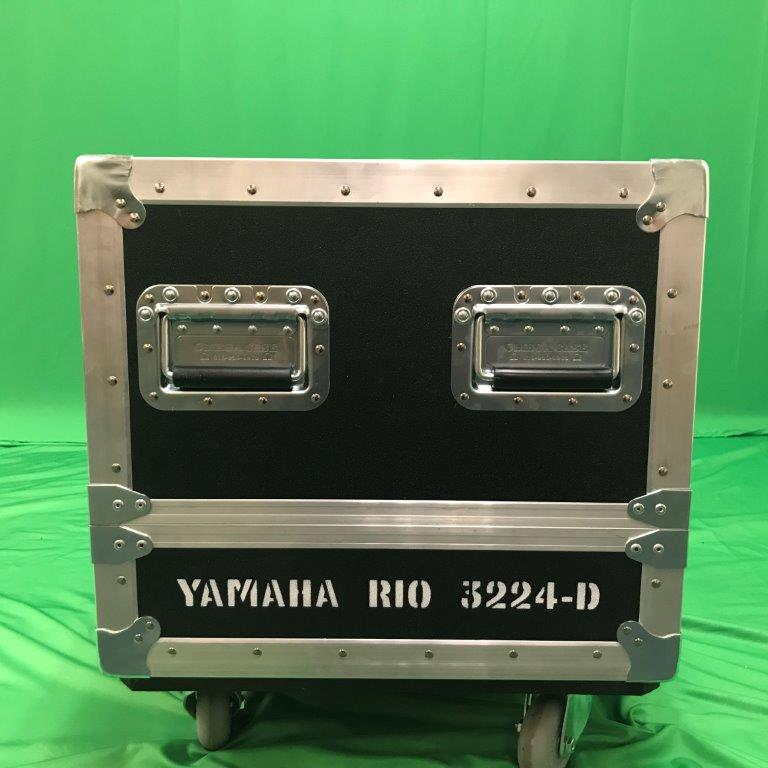 Yamaha Rio3224-D Remote Stage Box for rent