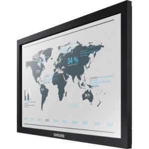 32″ Samsung Infrared Touch Overlay for rent