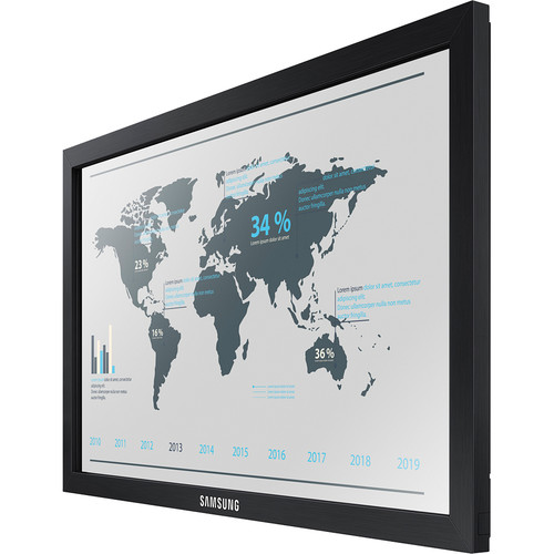 """32"""" Samsung Infrared Touch Overlay for rent"""