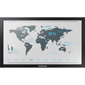 40″ Samsung Infrared Touch Overlay for rent