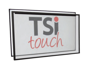 65″ Samsung Infrared Touch Overlay for rent