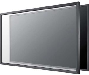 55″ Samsung Infrared Touch Overlay for rent