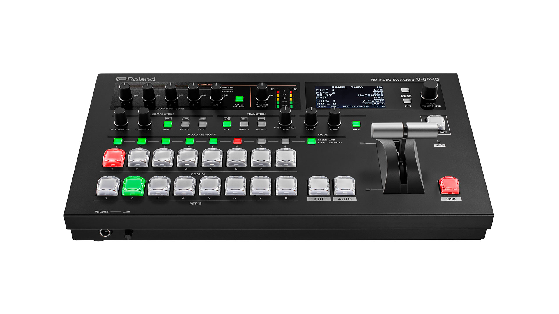 Roland A/V – V-60HD for rent