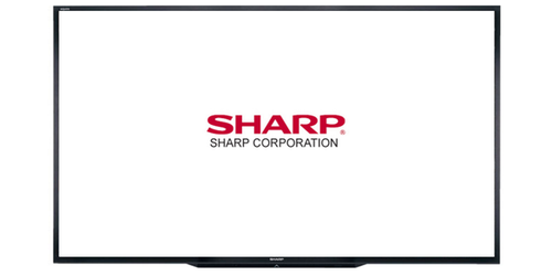 80″ Sharp PN-LE801 for rent