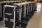 Shure High Capacity Mic Rack for rent