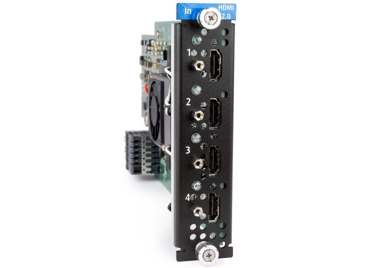 Barco HDMI 2.0 Quad Input Card for rent