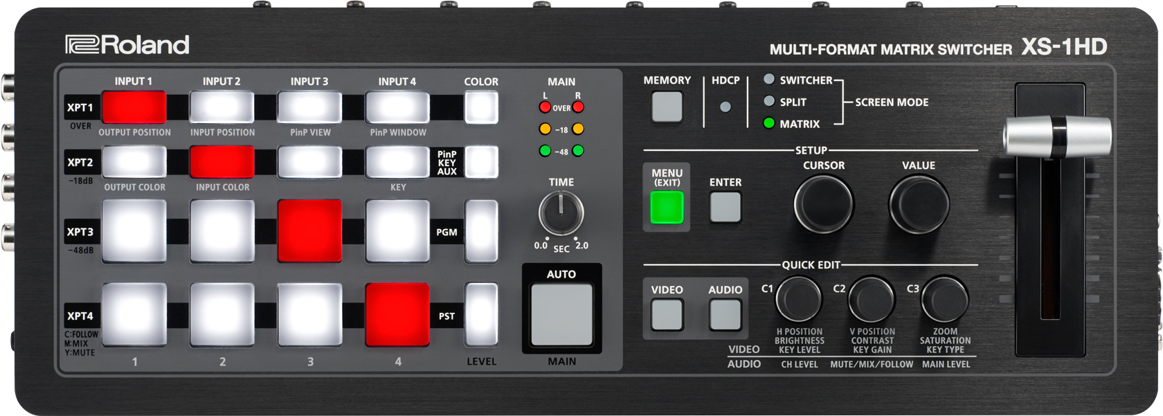 Roland XS-1 for rent
