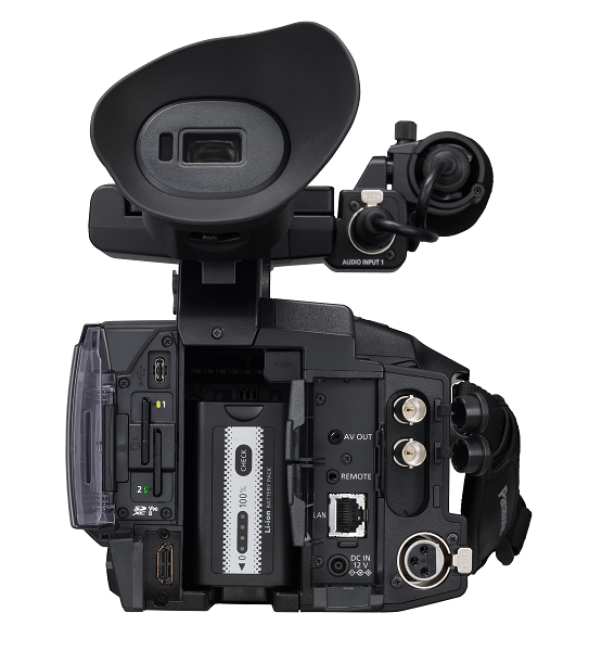 Panasonic AG-CX350 for rent