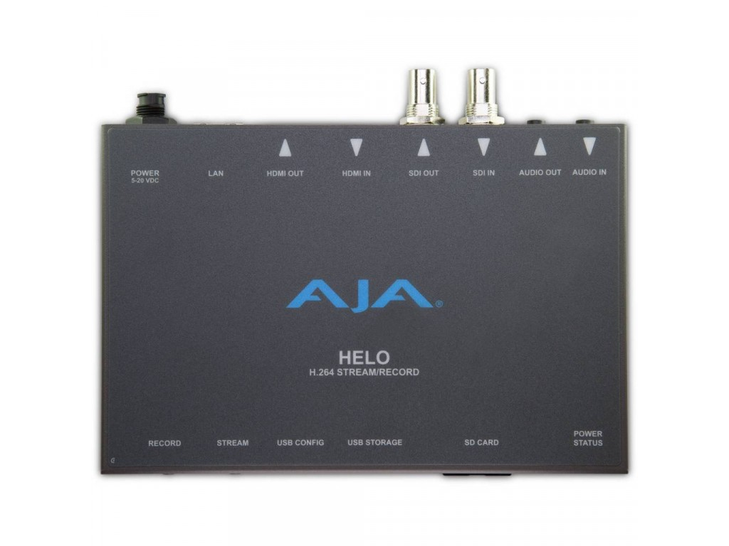 AJA Helo for rent