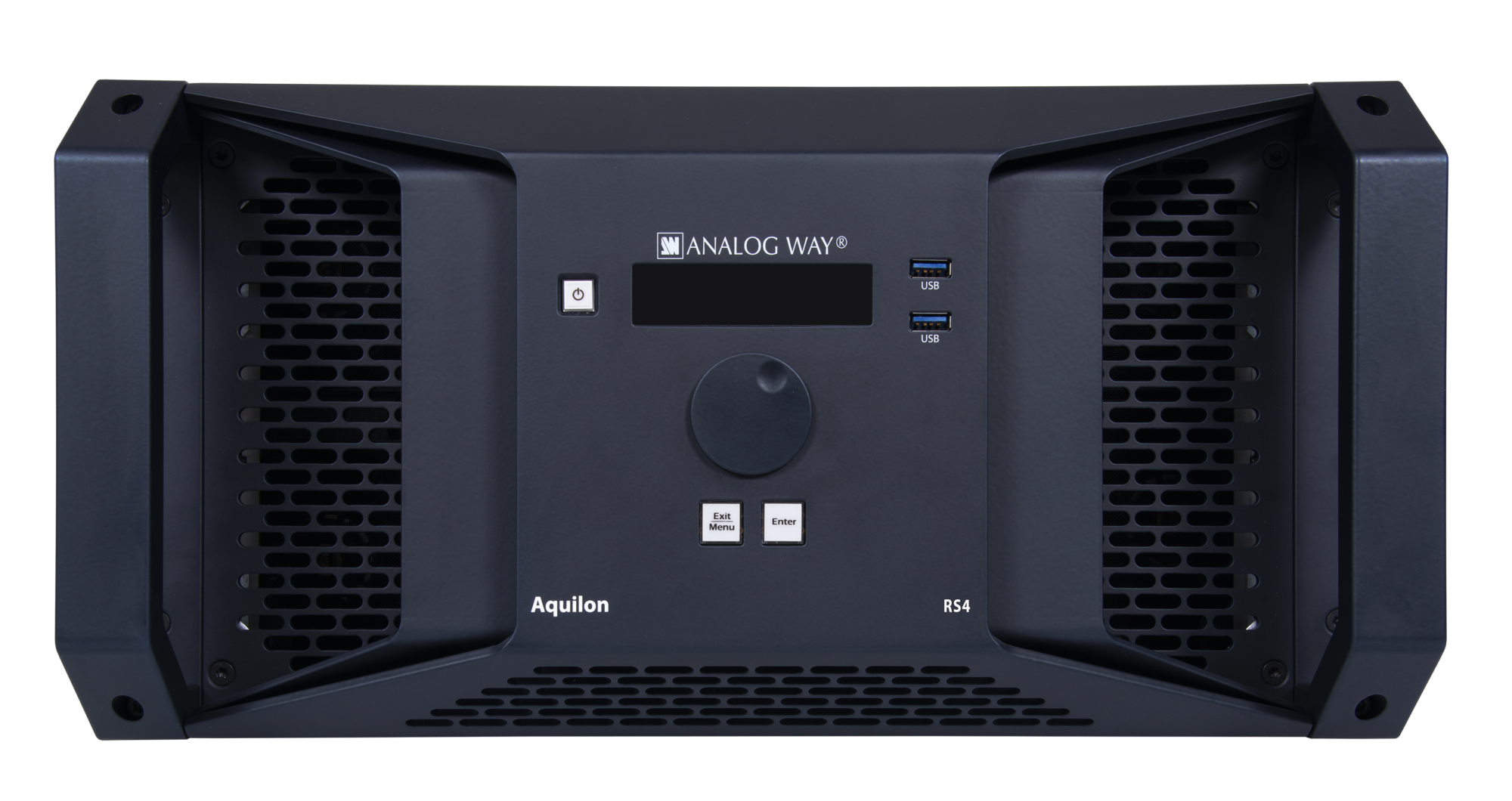 Analog Way Aquilon RS4 for rent