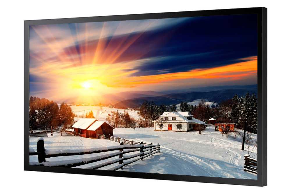 """55"""" Samsung OH55F for rent"""