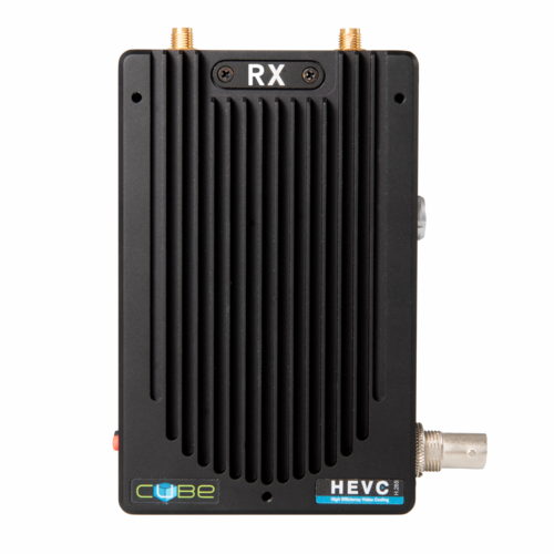 Teradek Cube 775 HEVC (H.265)/H.264 Decoder (RX) for rent